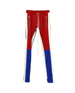 FEAR OF GOD FIFTH COLLECTION MOTOCROSS TRACKPANT / 462 : RED-BLUE-CREAM