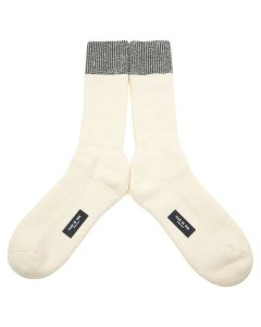 FEAR OF GOD SIXTH COLLECTION SOCKS / 038:MELANGE-CREAM