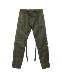 FEAR OF GOD SIXTH COLLECTION NYLON CARGO PANT / 301 : OLIVE GREEN