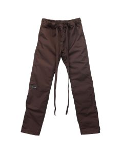 FEAR OF GOD SIXTH COLLECTION BAGGY NYLON PANT / 501 : MERLOT