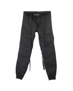 FEAR OF GOD SIXTH COLLECTION NYLON QUILTED PANT / 001 : BLACK