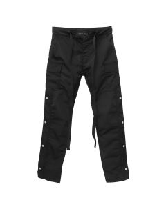 FEAR OF GOD SIXTH COLLECTION NYLON CARGO PANT / 001 : BLACK