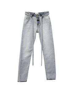 FEAR OF GOD SIXTH COLLECTION INSIDE OUT SLIM JEAN / 427 : VINTAGE INDIGO