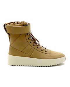 FEAR OF GOD FOURTH COLLECTION MILITARY SNEAKER / CANAPA-BONE