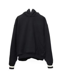 FEAR OF GOD FIFTH COLLECTION HEAVY TERRY EVERYDAY HOODIE / BLACK