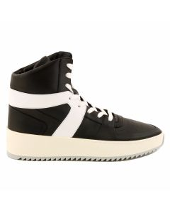 FEAR OF GOD FIFTH COLLECTION BASKETBALL SNEAKER / BLACK-WHITE-BONE