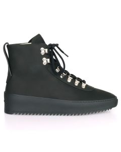 FEAR OF GOD FIFTH COLLECTION HIKING SNEAKER / BLACK-TONAL