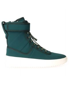 FEAR OF GOD FIFTH COLLECTION MILITARY SNEAKER / GREEN-BONE