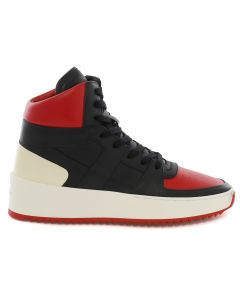 FEAR OF GOD FIFTH COLLECTION BASKETBALL SNEAKER / V.RED-BLK-CREAM