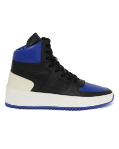 FEAR OF GOD FIFTH COLLECTION BASKETBALL SNEAKER / R.BLU-BLK-CREAM