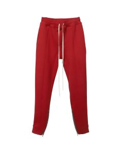 FEAR OF GOD FIFTH COLLECTION HEAVY TERRY EVERYDAY SWEATPANT / RED
