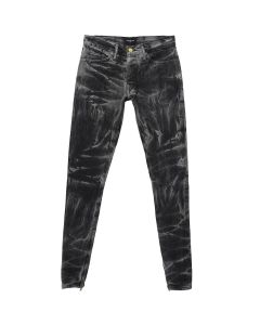 FEAR OF GOD FIFTH COLLECTION SELVEDGE DENIM HOLY WATER JEAN / BLACK HOLY WATER