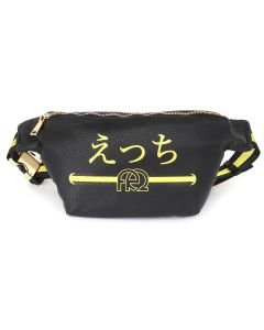 #FR2 H WAIST&SHOULDER BAG / 029 : BLACK