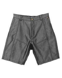 GmbH DIRK/DENIM SHORTS / SILVER-BLACK