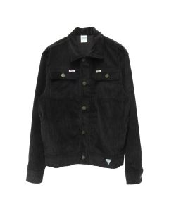 GUESS JEANS U.S.A. x INFINITE ARCHIVES LS WORKER JACKET / JBLK : JET BLACK A996
