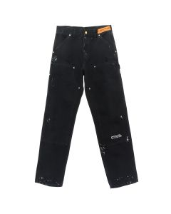 HERON PRESTON x Carhartt WIP HP x Carhartt PANTS / 1096 : BLACK CRYSTAL