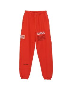 HERON PRESTON SPECIAL CAPSULE INSPIRED BY NASA NASA SWEATPANTS / RED WHITE