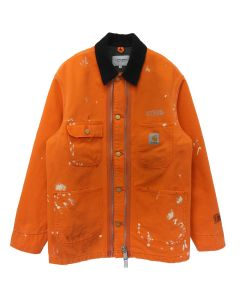 HERON PRESTON x Carhartt WIP HP x Carhartt JACKET / 1996 : ORANGE CRYSTAL
