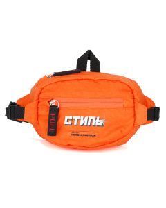 HERON PRESTON MINI FANNY PACK CTNMB / 1901 : ORANGE WHITE