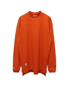 HERON PRESTON TURTLENECK FIT LS CHINESE / 2101 : CORAL RED WHITE