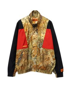 HERON PRESTON NYLON CAMO TRACKSUIT JACKET / 8888 : MULTICOLOR MULTICOLOR