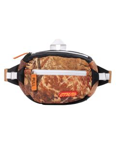 HERON PRESTON CTNMB PADDED FANNY PACK  / 8819 : CAMO MULTICOLOR
