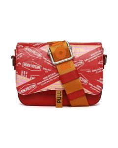 HERON PRESTON CANAL BAG / 2027 : RED PINK