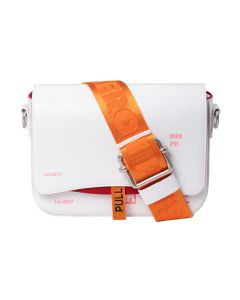 HERON PRESTON CANAL BAG / 0126 : WHITE LIGHT PINK