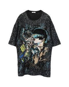 IH NOM UH NIT T-SHIRT ASTRO ALL OVER SEQUINS / 089 : AS SAMPLE