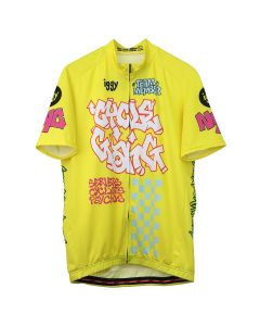 iggy CYCLE GANG YELLOW JERSEY / YELLOW