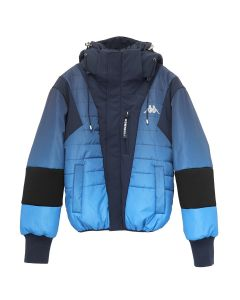 KAPPA KONTROLL KONTROLL JACKET INSIDE OUT / 050 : BLUE NAVY-BLUE