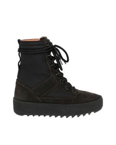 YEEZY SEASON 3 WOMENS MILITARY BOOT / ONYX SHADE