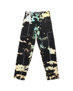 LIAM HODGES REVERSE DYE 2600 WORK TROUSER / 888 : BLACK