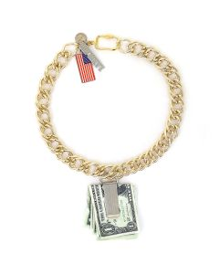 LANDLORD NEW YORK MONEY CLIP CHAIN / MULTI