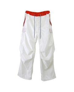 LANDLORD NEW YORK COLORFUL CARGO PANTS / WHITE