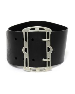 LUAR GRASS FED BELT / BLACK