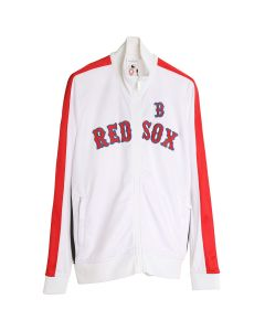 MLB x MARCELO BURLON BT RED SOX TRACK / 0188 : WHT MULTICOLOR
