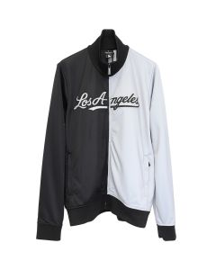 MLB x MARCELO BURLON LA DODGERS TRACK / 1006 : BLK LIGHT GREY