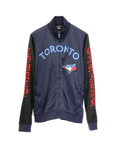 MLB x MARCELO BURLON TO BLUE JAYS TRACK / 3088 : BLUE MULTICOLOR