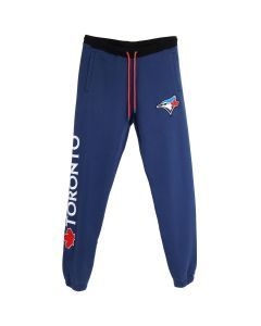 MLB x MARCELO BURLON TO BLUE JAYS SWEATPANTS / 3088 : BLUE MULTICOLOR