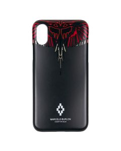 MARCELO BURLON GEOMETRIC WINGS X CASE / 1088 : BLK MULTICOLOR