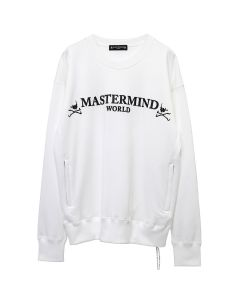 MASTERMIND WORLD SWEATSHIRT 022 / WHITE