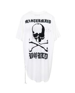 MASTERMIND WORLD T-SHIRT 026 / WHITE