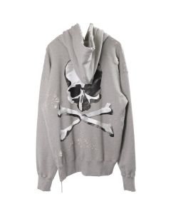 MASTERMIND JAPAN HOODIE 111 / TOP GRAY