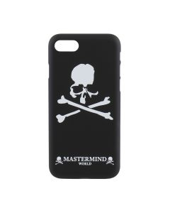 MASTERMIND WORLD i Phone 8/7 CASE / BLACK-WHITE