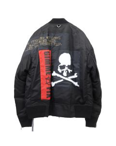 MASTERMIND WORLD BLOUSON 010 / 2 : BLACK