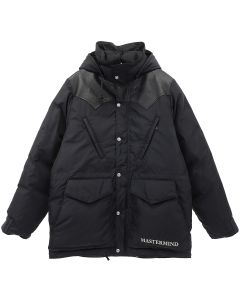 Rocky Mountain Featherbed x MASTERMIND WORLD BLOUSON / 001 : BLACK