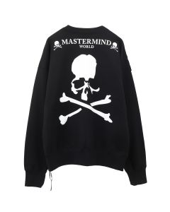 MASTERMIND WORLD SWEATSHIRT 006 / 004 : BLACK
