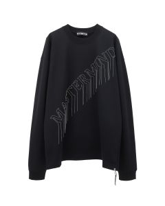 MASTERMIND WORLD SWEATSHIRT 068 / 003 : BLACK