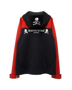 MASTERMIND JAPAN BLOUSON 025 / 1 : RED-BLACK